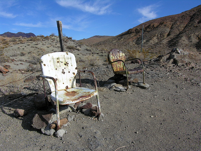Barker Ranch Lookout Chairs (6627)