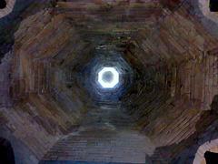 Catedral de Pamplona. Cocina: linterna-chimenea.