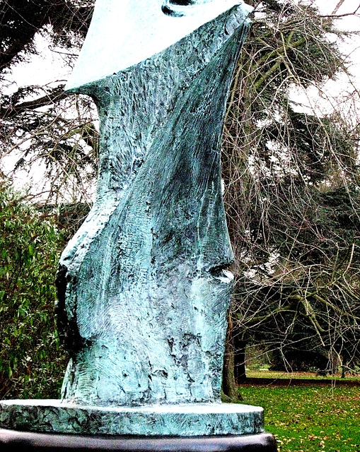 Moore at Kew 3