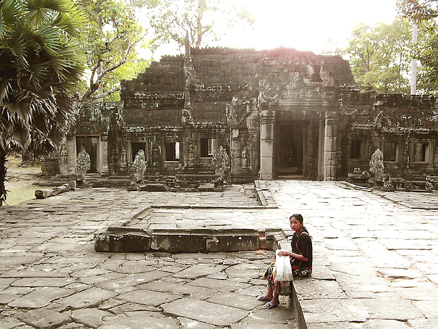 Cambodge, vieux et nouveau Monde, Cambodia, old and new World