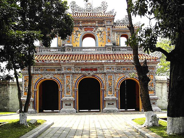 Photo DU VIETNAM ( Hué )