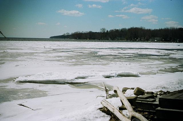 Lake Oneida, New York State