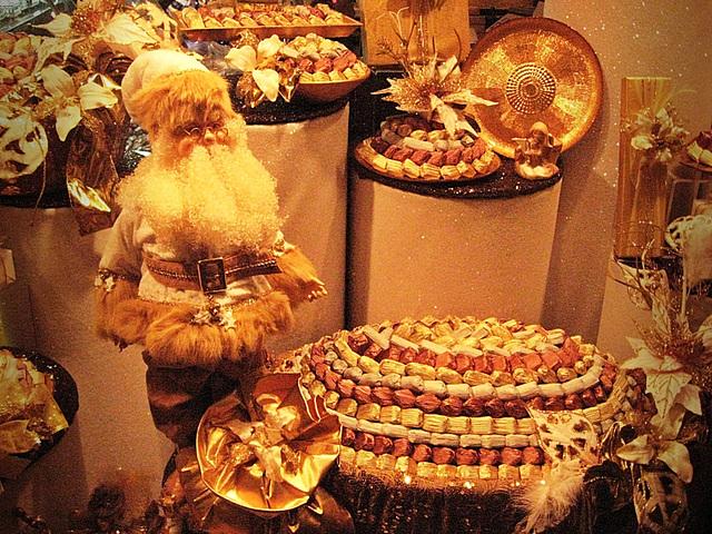 Noel au chocolat
