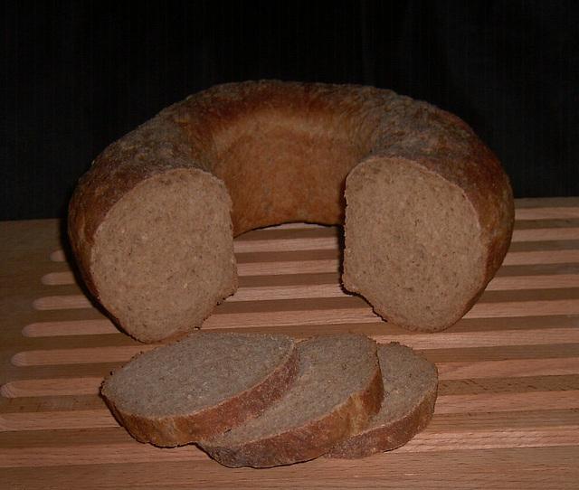 Haver(mout)-stroopbrood