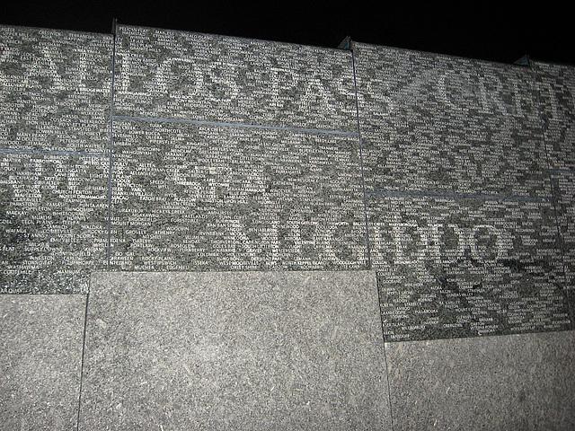 Australian War Memorial detail