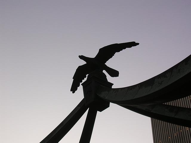 das Wahrzeichen von Salt Lake City