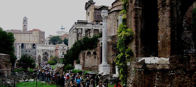 Rome, Roman Forum