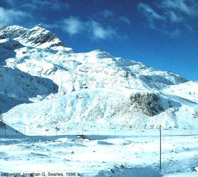 Swiss Landscape, Picture 13, Switzerland, 1998