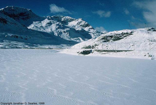 Swiss Landscape, Picture 16, Switzerland, 1998