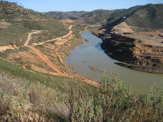 Algarve, Odelouca, small river (1)