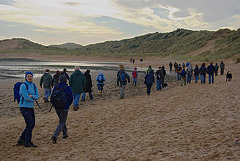 Menie Links - Protest walk 028