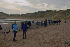 Menie Links - Protest walk 027