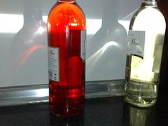 El sol y el vino.