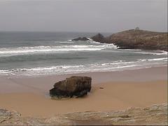 Geräusche von Meer und Wind