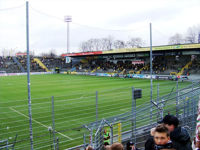 Tivoli soccer ground in Aachen