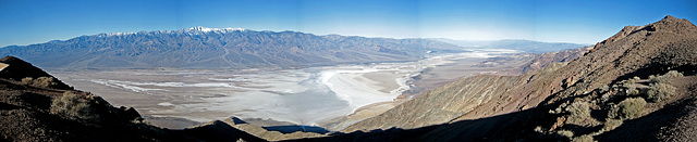 Death Valley From Dantes View (1)