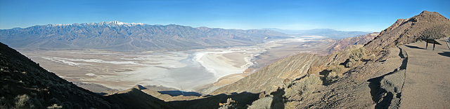 Death Valley From Dantes View (2)