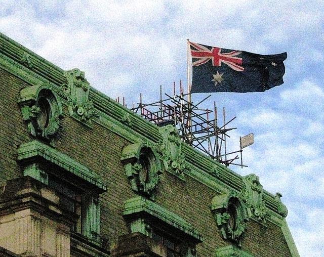 'Oz' flag