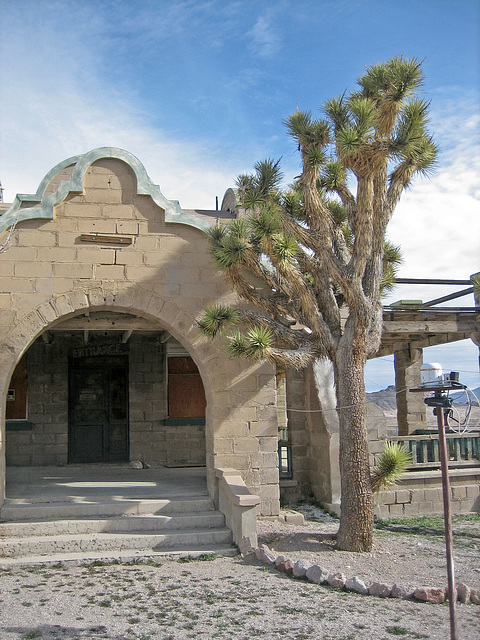 Rhyolite Train Depot (8661)