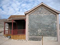 Rhyolite Bottle House (8677)