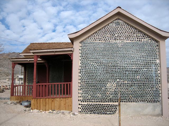 Rhyolite Bottle House (8677)