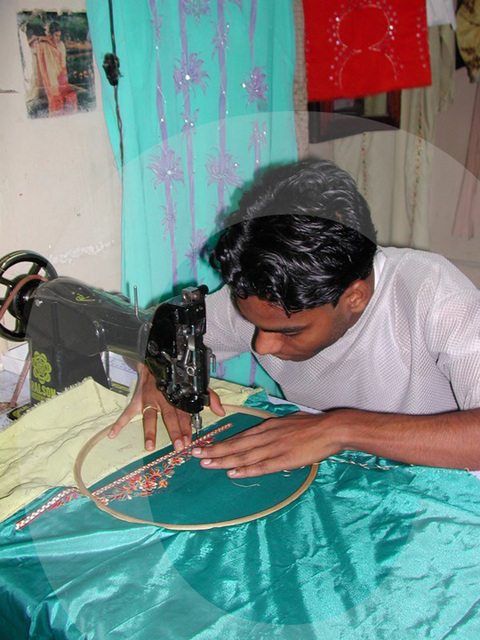 tailor in south India