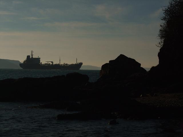 La rade de Brest / near Brest, France / DSCF0215