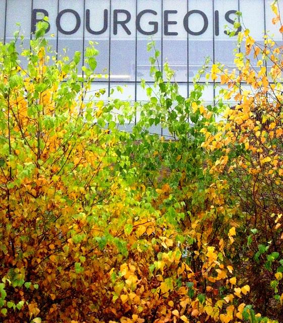 Bourgeois art show