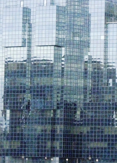 Matrix reflections