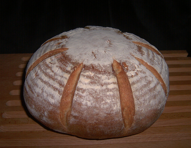 White Country Loaf