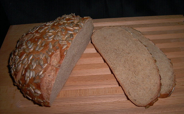 Barley Wheat Bread 2