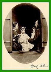 Ambrotype de la Famille Millais