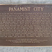 Panamint City Plaque (8598)