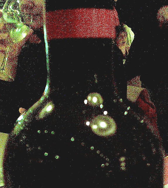 In vino verre et face