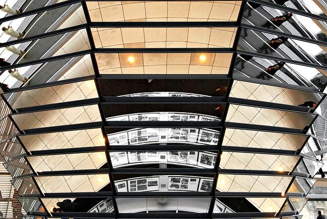 Spiegelkabinett - Hall of mirrors
