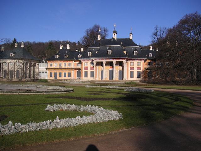 Das Bergpalais