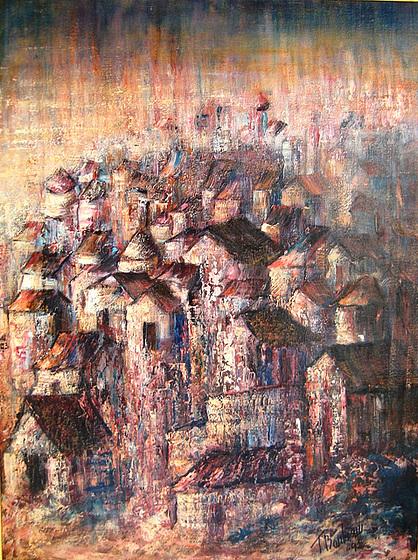 Moorish Town (painting)