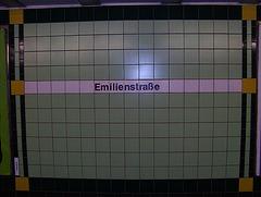 U2 Emilienstrasse