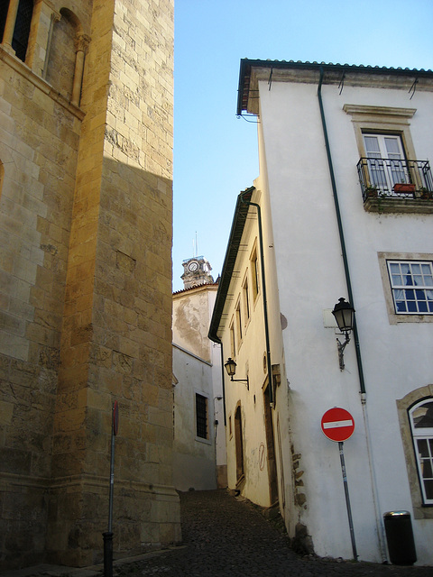 Coimbra, University quarters
