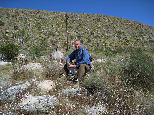 On The Mission Creek Fault (0614)