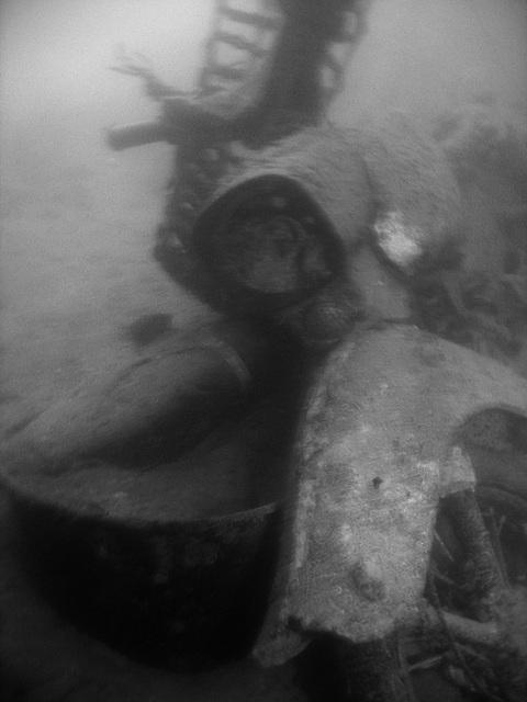 Unterwasserschrott II- Scrap underwater II