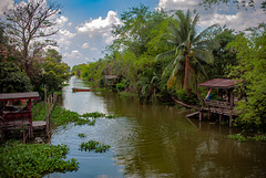 Khlong Onnut also called Khlong Prawet