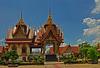 Wat Lanbun in Lat Krabang