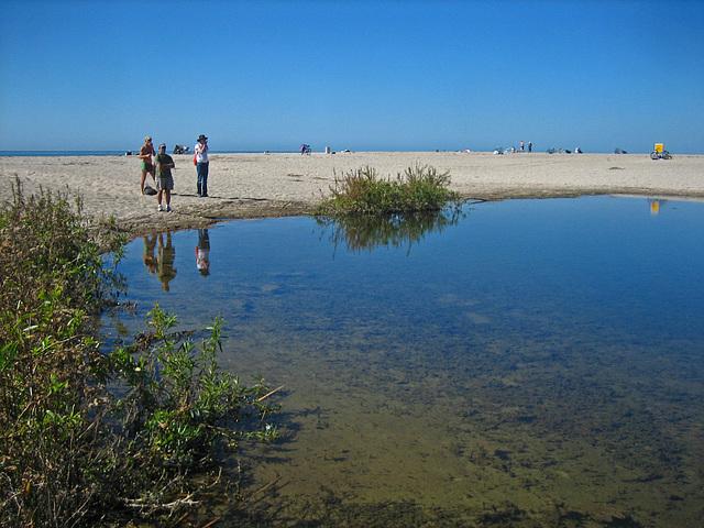 Lagoon at Trestles (9184)