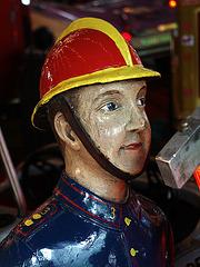 wenn ich groß bin, werd ich Feuerwehrmann
