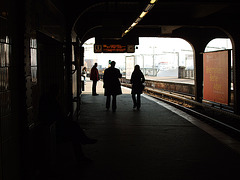 U-Bahn Landungsbrücken, Hamburg / DSCF1483