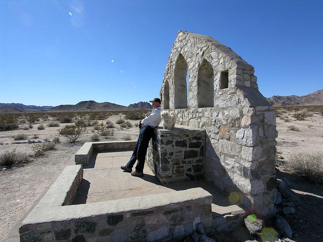 Camp Iron Mountain Chapel (6913)
