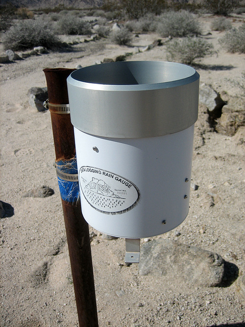 Camp Iron Mountain Rain Gauge (8985)