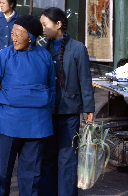 Timeless China -Dali 1985