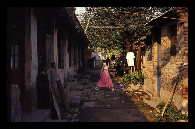 圆明园 1995  - n94 - Traverser